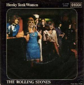 The Rolling Stones: Honky Tonk Women - Cover