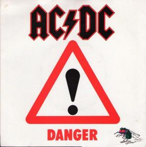 AC/DC: Danger - Cover