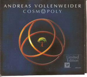 Andreas Vollenweider: Cosmopoly - Cover