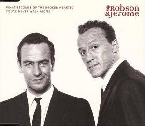 Cover - Robson & Jerome: What Becomes Of The Broken Hearted