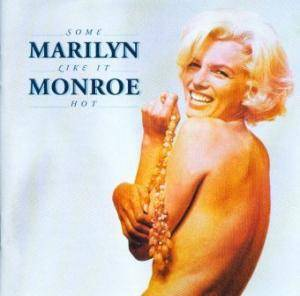 Marilyn Monroe: Some Like It Hot - Cover