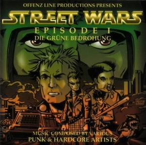 Street Wars - Cover