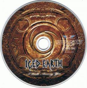 Iced Earth: I Walk Among You (Single-CD) - Bild 3