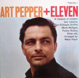 Art Pepper & Eleven: Modern Jazz Classics - Cover