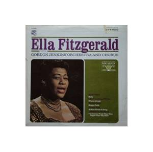 Cover - Ella Fitzgerald: Ella Fitzgerald With Gordon Jenkins Orchestra And Chorus