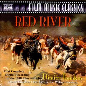 Cover - Dimitri Tiomkin: Red River