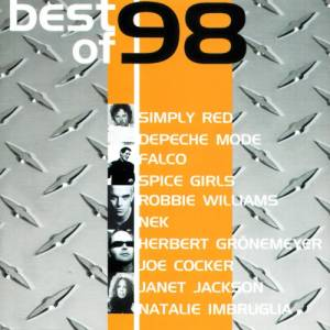 Best Of 98 - Cover