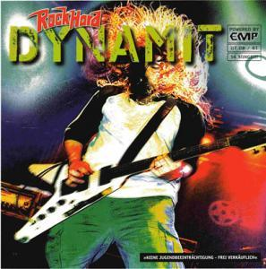 Rock Hard - Dynamit Vol. 61 - Cover