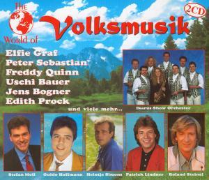 World Of Volksmusik, The - Cover