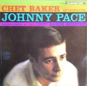 Cover - Chet Baker: Chet Baker Introduces Johnny Pace