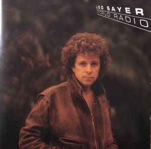 Cover - Leo Sayer: World Radio