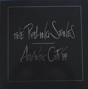 The Rolling Stones: Atlantic City '89 - Cover