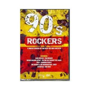 Cover - Longpigs: 90's Rockers