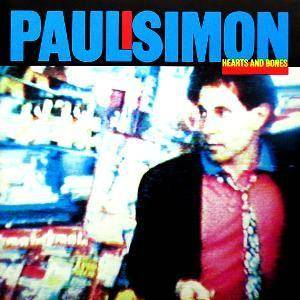 Paul Simon: Hearts And Bones - Cover