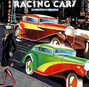 Cover - Racing Cars: Downtown Tonight
