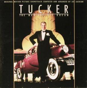 Cover - Joe Jackson: Tucker The Man And His Dream