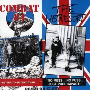 Cover - Combat 84: Death Or Glory
