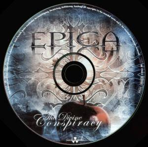 Epica: The Divine Conspiracy (CD) - Bild 3
