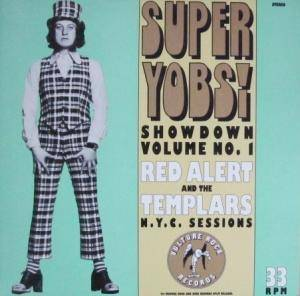 Cover - Templars, The: Super Yobs! Showdown Volume No. 1