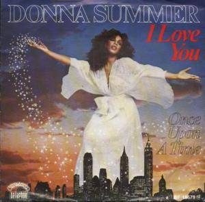 Donna Summer: I Love You - Cover