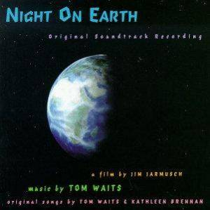 Tom Waits: Night On Earth - Original Soundtrack Recording - Cover