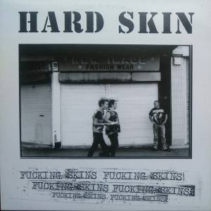Cover - Hard Skin: Fucking Skins Fucking Punks