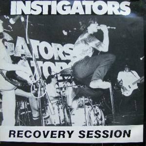 Cover - Instigators: Recovery Session