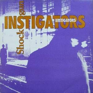 Cover - Instigators: Shockgun