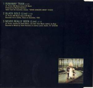 Soul Asylum: Runaway Train (Single-CD) - Bild 2