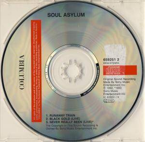 Soul Asylum: Runaway Train (Single-CD) - Bild 3