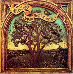 Cover - Steeleye Span: Now We Are Six