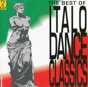 Cover - Roni Griffith: Best Of Italo Dance Classics, The