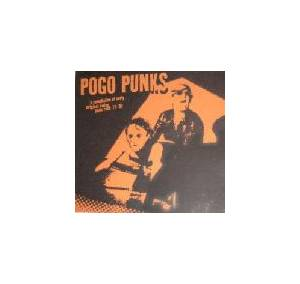 Cover - Jack & The Rippers: Pogo Punks