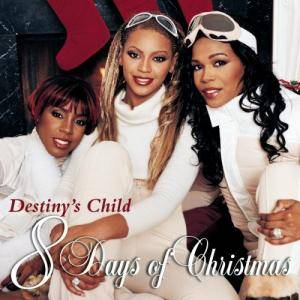 Cover - Destiny's Child: 8 Days Of Christmas