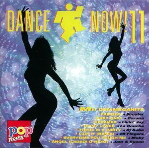 Dance Now! 11 - Cover