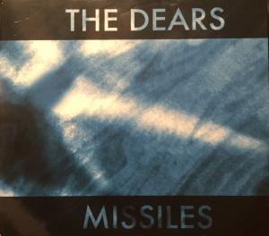 Dears, The: Missiles - Cover