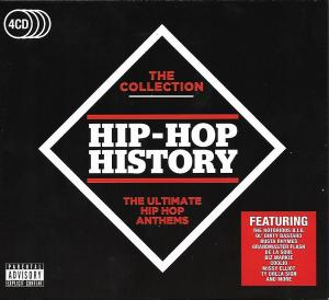 Hip-Hop History - The Collection - Cover