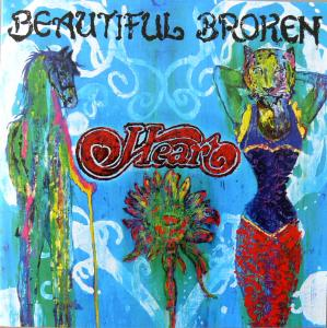 Heart: Beautiful Broken - Cover