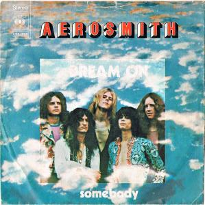 Aerosmith: Dream On - Cover