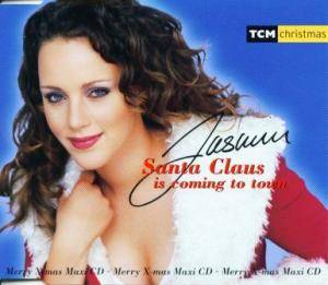 Cover - Jasmin Wagner: Santa Claus Is Coming To Town