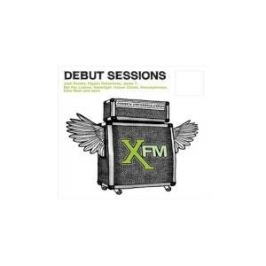 Cover - Jack Peñate: Debut Sessions - Session and Live Tracks Performed Exclusively for XFM