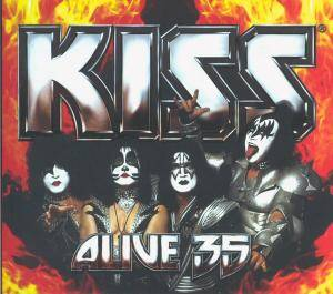 KISS: Alive 35 - Cover