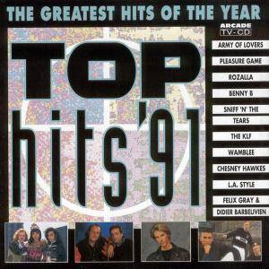 Cover - Kill, The: Top Hits '91