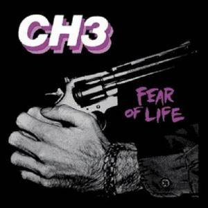 Cover - Channel 3: Fear Of Life