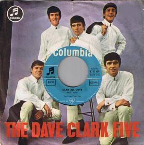 The Dave Clark Five: Glad All Over - Cover