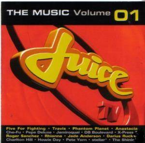 Juice TV: The Music Volume 01 - Cover
