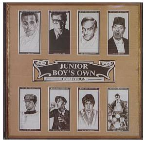 Junior Boy's Own - Collection - Cover