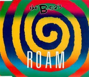 The B-52's: Roam - Cover