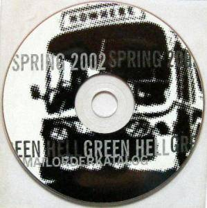 Cover - Punkles, The: Green Hell Mailorderkatalog Spring 2002