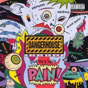 Cover - Bags, The: Dangerhouse Volume Two